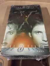 The X Files Premiere Edititon 36-count Booster Box For Card Game TCG CCG