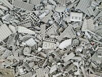Lego Star Wars Light Blueish Grey 500g Half A Kilo Mixed Brick Parts Pieces