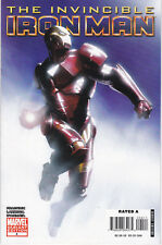 INVINCIBLE IRON MAN 4 - VARIANT COVER (MODERN AGE 2008) - 9.0