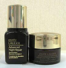 ESTEE Lauder Advanced Night Repair sincronizzato recupero complesso LL Set-nuovi