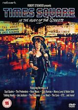 TIMES SQUARE. Tim Curry. New sealed DVD.
