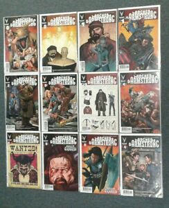 Archer & Armstrong #0, 1-25 +Variants Valiant Comics Complete Set! VF-NM 8.0-9.0