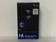 Etymotic Research hf5 Portable in-Ear Ohrhörer (Kobalt) aus Japan