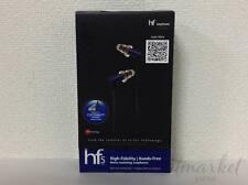 Etymotic Research HF5 Portable In-Ear Earphones(Cobalt) from Japan