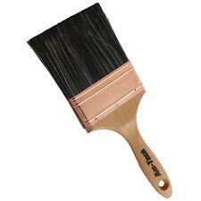 "4 "" 100mm profesionales de pintura de pared de papel Pegar Cepillo De Madera Barniz valla Pasta"