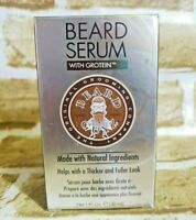 Beard Guyz Beard Serum with Grotein Helps with a Thicker and Fuller Look 1 fl.oz