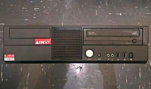 ERGO DESKTOP PC -  DUAL CORE E5400 @  2.7GHZ 2GB Ram 160GB HDD Windows 7 Pro
