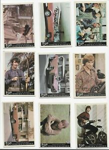 Monkees Colour set of 44 cards 1967 Donruss excellent to near mint