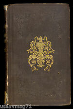 """ Biography & Poetical Remains of Margaret Davidson"" Washington Irvings, 1842 ~"