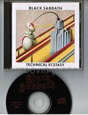BLACK SABBATH Technical Ecstasy JAPAN CD PHCR-4119 '93 Vertigo Classics OZZY F/S