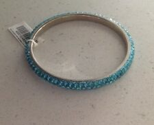 Crystal Bangle Turquoise