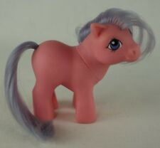Hasbro My Little Pony  Baby EMBER pink body G1 80's