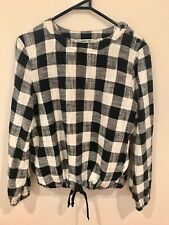 Country Road Gingham Top/Blouse Sz XS
