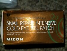 Mizon Snail Repair Intensive Gold Eye Gel Patch (60ea)