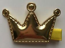 Hair Clips - Crown Design