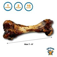 Ham Bone Premium Grade Roasted Meaty Bones for Dogs - 7-8""