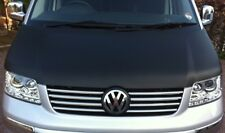 VW T5 TRANSPORTER 2003-2010 CHROME FRONT GRILL TRIMS 8 PCS STAINLESS STEEL