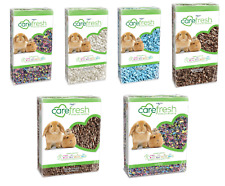 Carefresh - Small Animal Reptile Paper bedding (Ultra, Blue, Confetti, Natural)