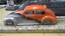 Lightly Used Ready to Race Lexan VW Bug Funny Drag Car