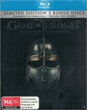 """GAME OF THRONES: SEASON 7 UNSULLIED"" Blu-ray + Ltd Edition Region [B] UNOPENED"