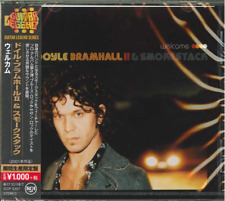 DOYLE BRAMHALL LL & SMOKESTACK-WELCOME-JAPAN CD BONUS TRACK Ltd/Ed B63