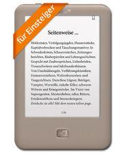 tolino page eBook Reader für bis zu 2000 eBooks mit WLAN und 25GB Cloudspeicher