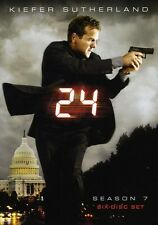 24: Season 7 [6 Discs] (2011, REGION 1 DVD New) WS