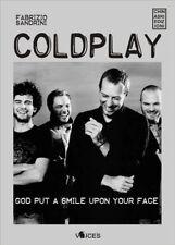 LIBRO Coldplay, di Fabrizio Sandrini
