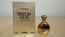 Parfum Sacre by Caron for Women 3ml EDP Mini Miniature Perfume Fragrance w/ box