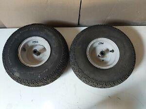 Aufsitzmäher Rasentraktor Reifen 15x6.00-6 mit Felgen MTD