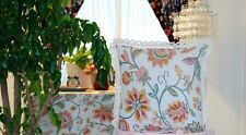 Crayon-printed style Canvas Cushion Covers 44cmx44cm Home Decor - New