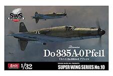 """""""W.W.II Dornier Do335A-0 Pfeil"""" 1/32 Very Details Kit Volks Zoukei-Mura"""