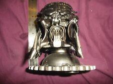 Predator metal art bust/ head