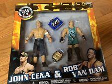 RVD John Cena WWE Wrestling Action Figure Jakks ECW