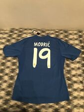 Luka Modric Real Madrid 2013/14 #19 size L Jersey Shirt Kit Trikot NEW with tags