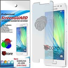 4 Pellicola Opaca Per SAMSUNG Galaxy A5  A500 Antiriflesso Antimpronta Pellicole
