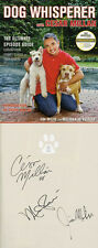 Cesar Millan SIGNED AUTOGRAPHED Dog Whisperer SC 1st Ed/1st National Georgraphic