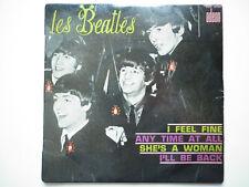 Les Beatles 45Tours EP vinyle I Feel Fine / She's A Woman