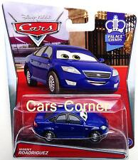Disney Pixar Cars 2 manny roadriguez del Ford Mondeo-mattel-nuevo & OVP