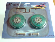 Scooter Wheels Kit 100mm ST-1000