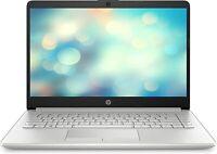 """HP 14-DK1022WM 14"""" HD Ryzen 3 3250U 2.6GHz Radeon Graphics 4GB RAM 128GB SSD Win"""