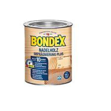 Bondex Imprägnierung Plus 750 ml Holzimprägnierung Holz Schutz