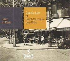Jazz in Paris: Classic Jazz at Saint Germain des Pres by Jimmy Archey/Albert...