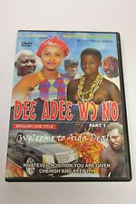 DE3 ADE3 WC NO Part 1  DVD