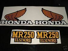 Elsinore MR250 73-78 Complete Decal Set, NICE!