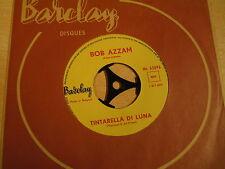 45T SINGLE / BOB AZZAM - MUSTAPHA / TINTARELLA DI LUNA