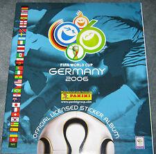 WM  2006 - FIFA World Cup - 20  Sticker  aussuchen - Fussball - Panini - Sport