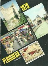 1979 PERIGUEUX + Livre d'or : histoire industries artisanat tourisme + PERIGORD