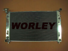 Aluminum radiator for Holden  WH Statesman V6 3.8L 1999 2000 2001 2002 2003