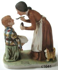 Dave Grossman Take Your Medicine Norman Rockwell Adventures Of Tom Sawyer Figure